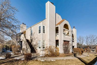 Lakewood Condo/Townhouse Under Contract: 1009 South Miller Street #A202