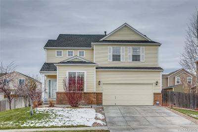 Commerce City Single Family Home Active: 15596 East 99th Place