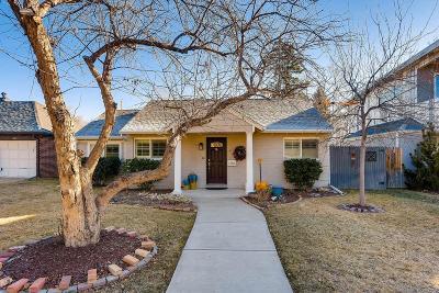 Denver Single Family Home Active: 1360 Magnolia Street