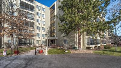 Aurora Condo/Townhouse Under Contract: 13952 East Marina Drive #203