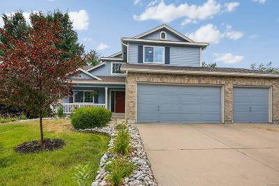 Erie Single Family Home Under Contract: 280 Yellowfield Way