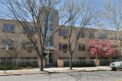 Denver Condo/Townhouse Active: 969 South Pearl Street #203