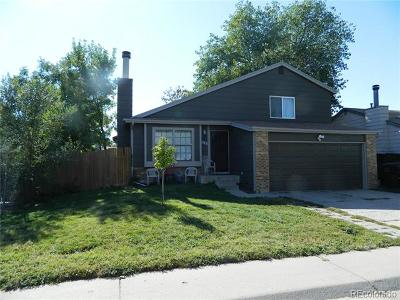 Denver Single Family Home Active: 4543 Deephaven Court