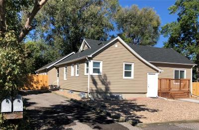 Single Family Home Active: 1285 Brentwood Street