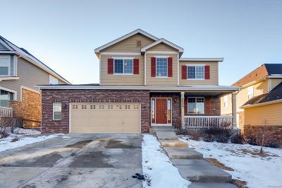 Aurora Single Family Home Active: 26029 East Davies Drive