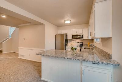 Lakewood Condo/Townhouse Under Contract: 8785 West Cornell Avenue #3