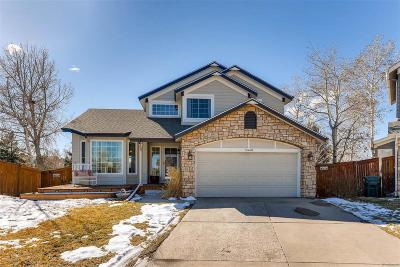 Highlands Ranch Single Family Home Active: 5440 Wickerdale Lane