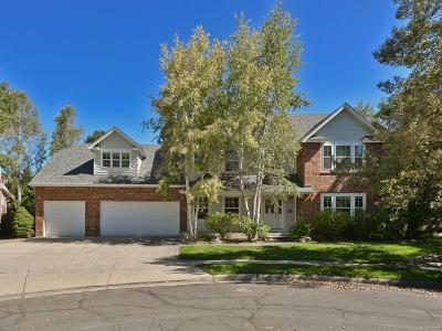Longmont Single Family Home Under Contract: 1335 Sapphire Lane