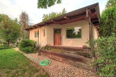 Denver Single Family Home Active: 5320 Osceola Street
