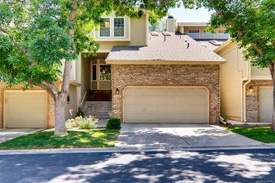 Centennial Condo/Townhouse Under Contract: 1446 East Nichols Drive