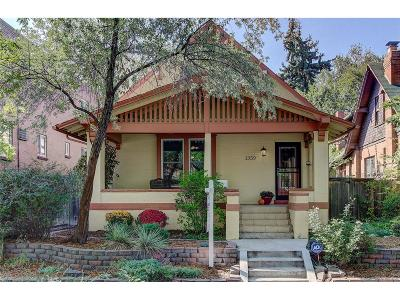 Single Family Home Under Contract: 1359 Monroe Street