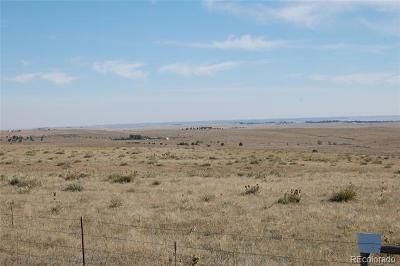 Kiowa CO Residential Lots & Land Active: $265,000