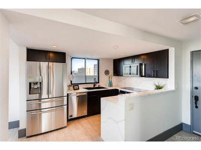 Denver CO Condo/Townhouse Active: $675,000