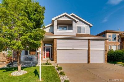 Littleton Single Family Home Active: 7446 Bison Place