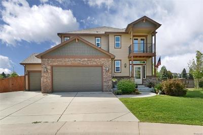 Frederick Single Family Home Active: 9100 Harlequin Circle