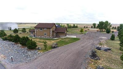 Adams County Single Family Home Under Contract: 57608 East 42nd Court