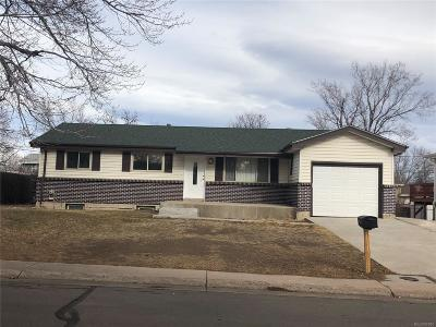 Lakewood Single Family Home Active: 7445 West Bails Avenue