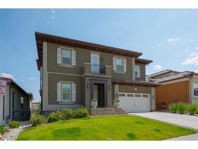 Lone Tree Single Family Home Active: 10621 Montecito Drive