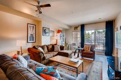 Denver Condo/Townhouse Active: 975 North Lincoln Street #3A-N
