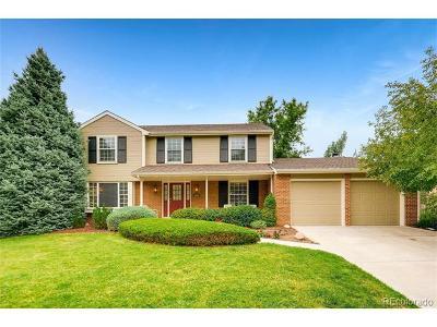 Centennial Single Family Home Active: 7847 South Jersey Way