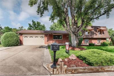 Northglenn Single Family Home Under Contract: 10579 Quivas Street