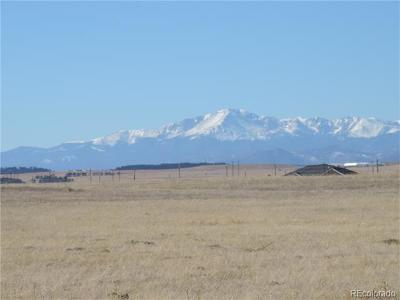 Elbert CO Residential Lots & Land Active: $249,500