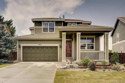 Parker Single Family Home Active: 9331 Longstone Drive