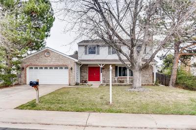 Centennial Single Family Home Active: 5506 South Sedalia Street