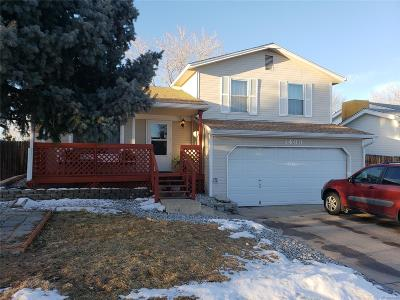 Aurora Single Family Home Active: 1403 South Biscay Way
