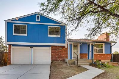 Aurora Single Family Home Active: 4301 South Evanston Court