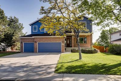 Broomfield Single Family Home Under Contract: 433 Columbine Avenue