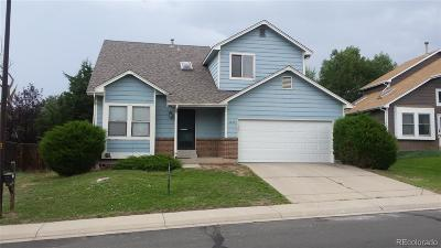 Thornton Single Family Home Under Contract: 4577 East 106th Drive