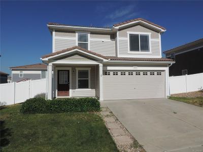 Denver Single Family Home Active: 5569 Gibraltar Street