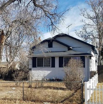 Park Hill, Parkhill Single Family Home Active: 3326 Cherry Street