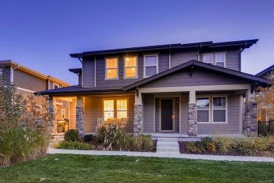 Denver Condo/Townhouse Active: 3384 Valentia Street