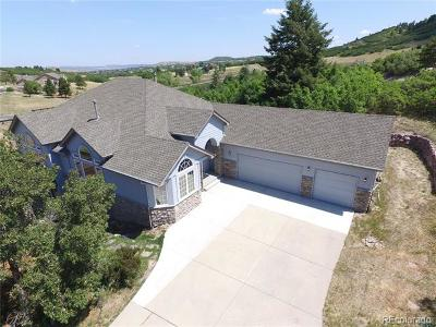 Castle Rock CO Single Family Home Active: $779,000