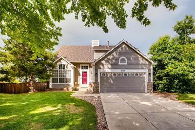 Centennial Single Family Home Under Contract: 8105 South York Court