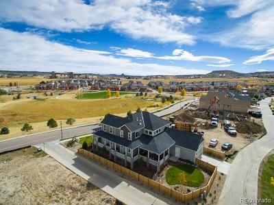 Castle Rock Single Family Home Active: 4318 Fell Mist Way