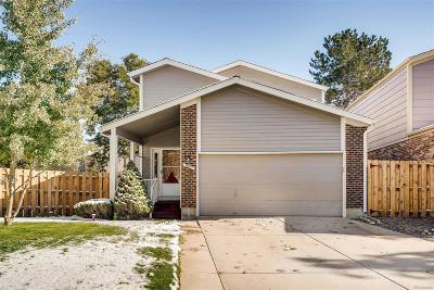 Arvada Single Family Home Active: 5643 West 71st Place