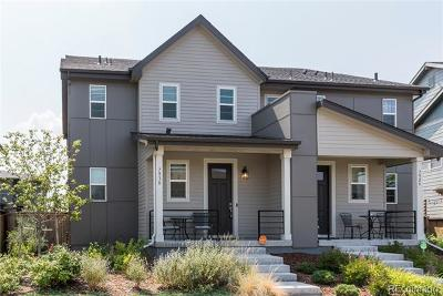Denver Condo/Townhouse Active: 7936 East 53rd Drive