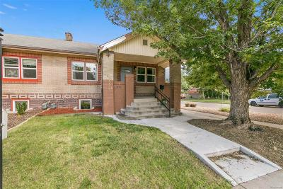 Denver Condo/Townhouse Active: 1554 Osceola Street