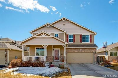 Parker Single Family Home Active: 12480 South Sopris Creek Drive