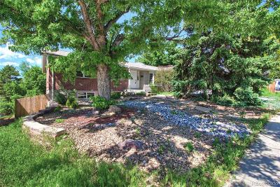 Lakewood CO Single Family Home Active: $560,000