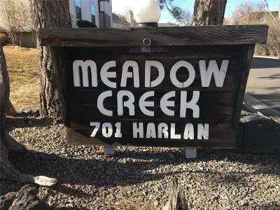Lakewood Condo/Townhouse Active: 701 North Harlan Street #50