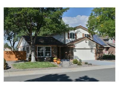 Westminster Single Family Home Under Contract: 4251 West 110th Place