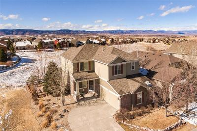 Castle Rock CO Single Family Home Active: $449,000