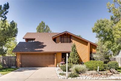 Centennial Single Family Home Active: 17976 East Berry Avenue