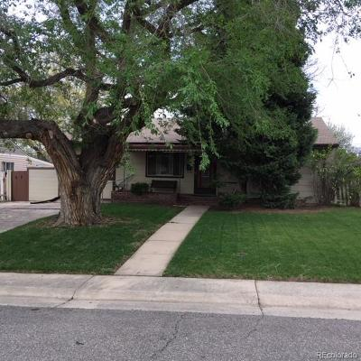 Denver Single Family Home Under Contract: 2748 South Linley Court