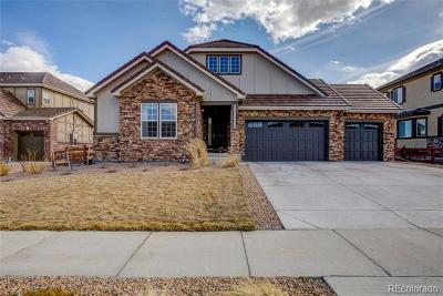 Arvada Single Family Home Active: 16910 West 95th Place