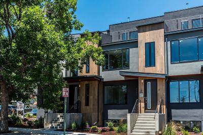 Denver Condo/Townhouse Active: 2485 West Caithness Place